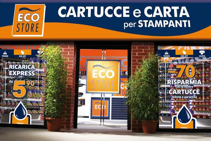 Chi siamo eco store curno seriate vendita cartucce for Negozi arredamento milano e provincia